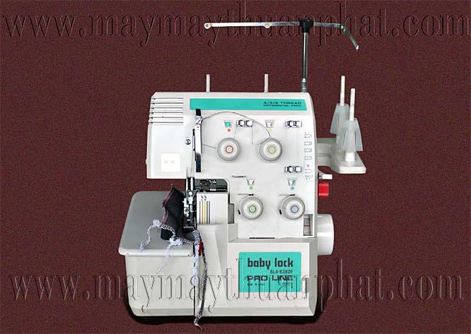 Máy Vắt Sổ Baby lock