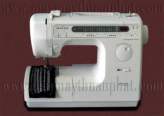 Singer 7800