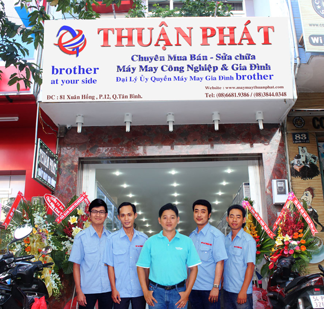 Máy May Thuận Phát